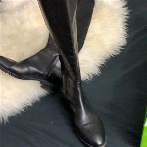 Sam Edelman thigh high boots size 10